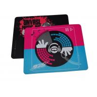 Wholesale Eco-Friendly Rubber Mouse Pad Nontoxic With Customized Shape And Logo from china suppliers