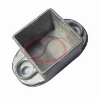 Buy cheap Zinc Die Casting Modular Fence Railing Flange from wholesalers