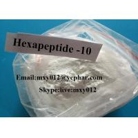Wholesale CAS 146439-94-3 Anti Aging Steroids Hexapeptide -10 / Serilesine Cosmetic Peptide from china suppliers