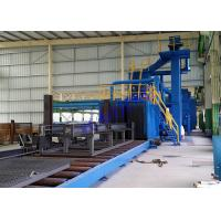 Wholesale Conveyor Automatic Shot Blasting Equipment For Steel Beam Materials from china suppliers