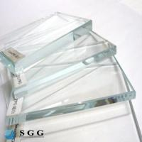 Wholesale High Quality 19mm extra clear float glass sheet from china suppliers