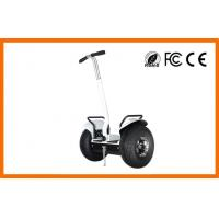 Wholesale High speed Stand up adult Off Road Segway scooter With two wheel from china suppliers