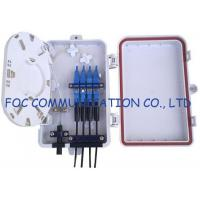 Wholesale FTTH Fiber Optic Terminal Box 4Ports from china suppliers