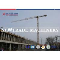 Wholesale Engineers Available To Service Machinery Overseas Construction Tower Crane TC5013 from china suppliers