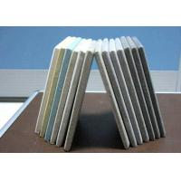 Wholesale Fireproof Colored Fiber Cement House Siding , Cladding Fiber Cement Wall Panels from china suppliers