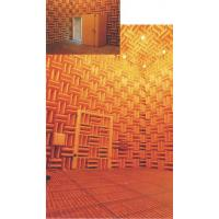 Wholesale Noise Testing Air Conditioner Production Line Anechoic Chamber Rf Shielding Room from china suppliers