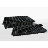 Buy cheap Farm equipment New material 58*24 Poly-styrene seed tray,PS planting seed tray,nursery seed starter cell trays wholesale from wholesalers