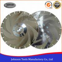 Wholesale Double Maple Leaves Electroplated diamond tools For Marble Cutting EP Disc 08-2 from china suppliers