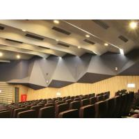 Buy cheap Wooden acoustic panel wall acoustic for Conference and Teleconference Rooms from wholesalers