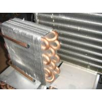 Wholesale copper tube aluminium finned evaporator from china suppliers