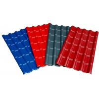 Buy cheap Durable ASA Acrylonitrile styrene acrylate resin roof tile with long working life from wholesalers