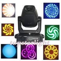 Wholesale 3 Facet DMX 90w / 100w Gobo Moving Head Led Stage Lights Fixture from china suppliers