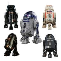 Wholesale Star War 6 Inch Robot Action Figures For Collection OEM / ODM Available from china suppliers