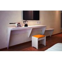 Quality Waterproof Wall Mounted Computer Desk Simple 5 Star Hotel Furniture for sale