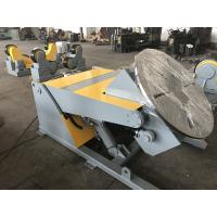 Wholesale 3T Hydraulic Tilting / Rotation Pipe Welding Positioner With Hand Control Foot Pedal from china suppliers