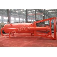 Buy cheap ZYQ1200  Liquid Gas Separator use to provide pre-degassing to gas cut drilling liquid from wholesalers
