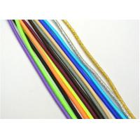 Wholesale Coloured 3mm Elastic Cord String Elastic Beading Thread High Tenacity from china suppliers