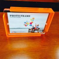 Wholesale Christmas gift Magnetic Acrylic Photo Frame from china suppliers