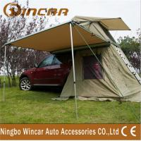 Wholesale Car Side Awning Roof Top Tent and Awning 4wd 4X4 Camping Rack from china suppliers