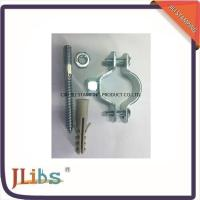 Wholesale Carbon Steel ST12 G Pipe Clamp Fittings With Nut Screw / Plastic Anchor from china suppliers