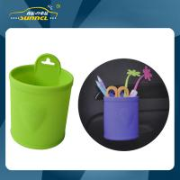 Quality 2015 Multi Use Colourful Silicon Car Pocket , Air Vent Pocket for sale