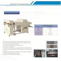 Wholesale Multi Rollers Textures Hard Cover Album Making Machine UV Embossing Equipment from china suppliers