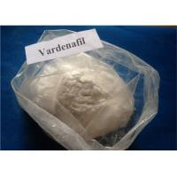 Wholesale Strongly Pharmaceutical Raw Powder Vardenafil for Treatment Erectile Dysfunction from china suppliers