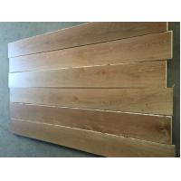Buy cheap 3 layers Vanished French Oak Engineered Wood Flooring AB grade from wholesalers