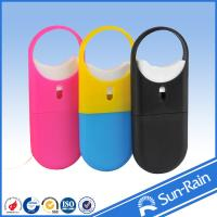 Wholesale Cosmetic pump dispenser plastic perfume bottles with atomizer from china suppliers