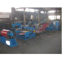 Wholesale Galvanized Steel Slitting Lines Slitter Rewinder Machine 10T Coil Weight from china suppliers