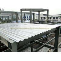 Wholesale AISI ASTM Corrugated Steel Floor Decking Sheet Steel Structure 0.5mm - 1.2mm from china suppliers