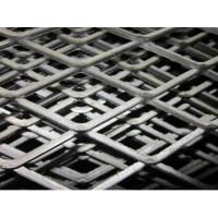 Wholesale Expanded Plate Mesh, Perforated , BWG12 - BWG24, expanded brass mesh from china suppliers