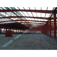 Wholesale H Section Beams / Columns Steel Framed Buildings Pre Engineered 80 X 100 Clearspan from china suppliers
