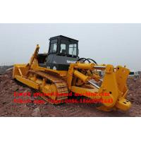 Wholesale Cummins Engine Shantui Bulldozer 32000KG Operating Weight 11.9cbm With Rops Cabin, Blade and Ripper from china suppliers