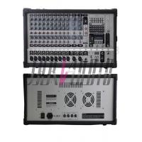 Wholesale 12 Channel Cabinet Audio Powered Mixer System With SD , MP3 , USB from china suppliers