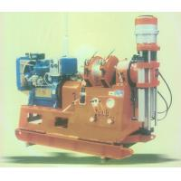 Quality Hydraulic Chuck Crawler Drilling Rig Mechanical Drive Anti-vibration for sale