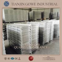 Wholesale Gowe Q195 pre - galvanized metal scaffolding planks / scaffolding board from china suppliers