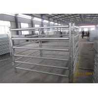 Wholesale Horse panels 1.6m x 2.1m and 1.8m x 2.1m 5 bars 6 bars available from china suppliers