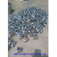 Wholesale A815 UNSS31803 Equal Super Duplex Stainless Steel Tee 1 - 48 Inch 15-1200 DN from china suppliers