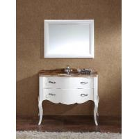 Wholesale Bathroom Vanity/Bathroom Cabinet in White Color  (061-1200) from china suppliers