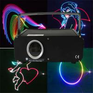 Buy cheap full color rgb 1000mw laser light/text laser light/multi color laser light from wholesalers