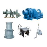Wholesale Marine Deck Equipment (Mooring Winch / Windlass / Marine Crane / Rudder and Steering Gear) from china suppliers