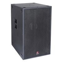 Wholesale Single 18'' Sub 1250W RMS Power pro audio subwoofer power sound loud speaker from china suppliers
