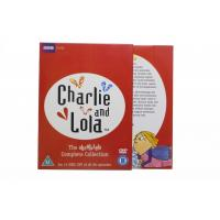 Wholesale Charlie and Lola-TheAbsolutely Complet carton dvd Movie disney movie for children region 2 from china suppliers