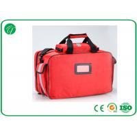 Wholesale Mulit - Function Red Medical First Aid Kit Bag For Work / Home from china suppliers