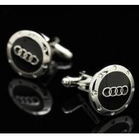 Wholesale wholesale Audi Logo cuff link from china suppliers