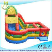 Wholesale Hansel fantastic bouncy castle air pumps for commercial rental from china suppliers