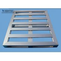 Wholesale Anodize / Powder Painted Aluminum Pallets , metal pallet for warehouses from china suppliers