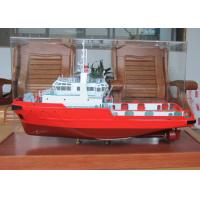Wholesale Towboat Model Ivory - White For Home Decoration Souvenir from china suppliers