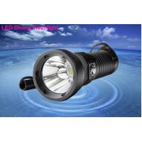 Wholesale MarsFire D-X1 1xXML L2 1000LM led dive flashlight , under water 100m 5-mode waterproof torch from china suppliers